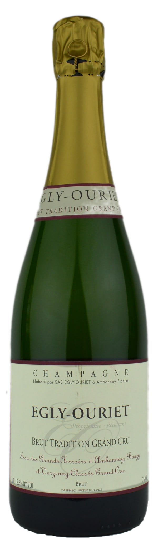 Egly-Ouriet Tradition Grand Cru Champagne Brut
