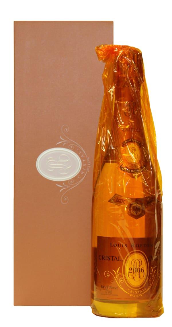 Louis Roederer Cristal Rosé Champagne Brut 2006