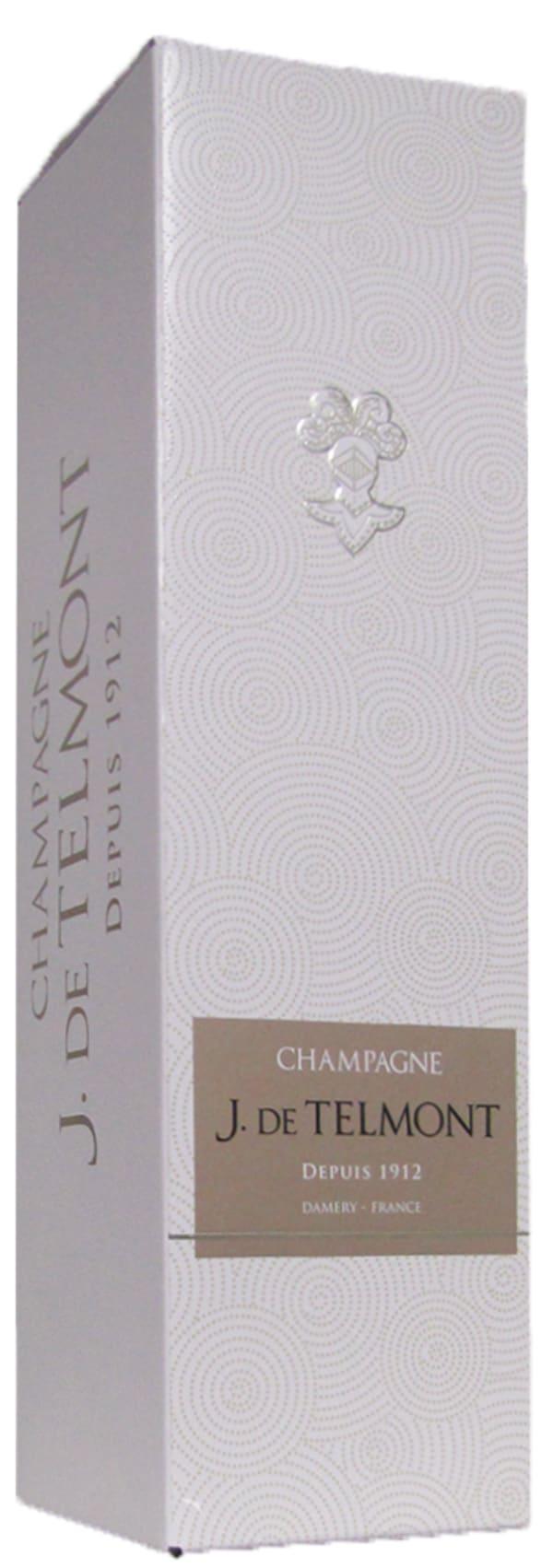 J. de Telmont Heritage Champagne Brut 1976