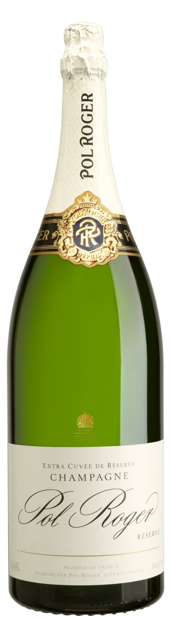 Pol Roger Réserve Champagne Brut Jeroboam