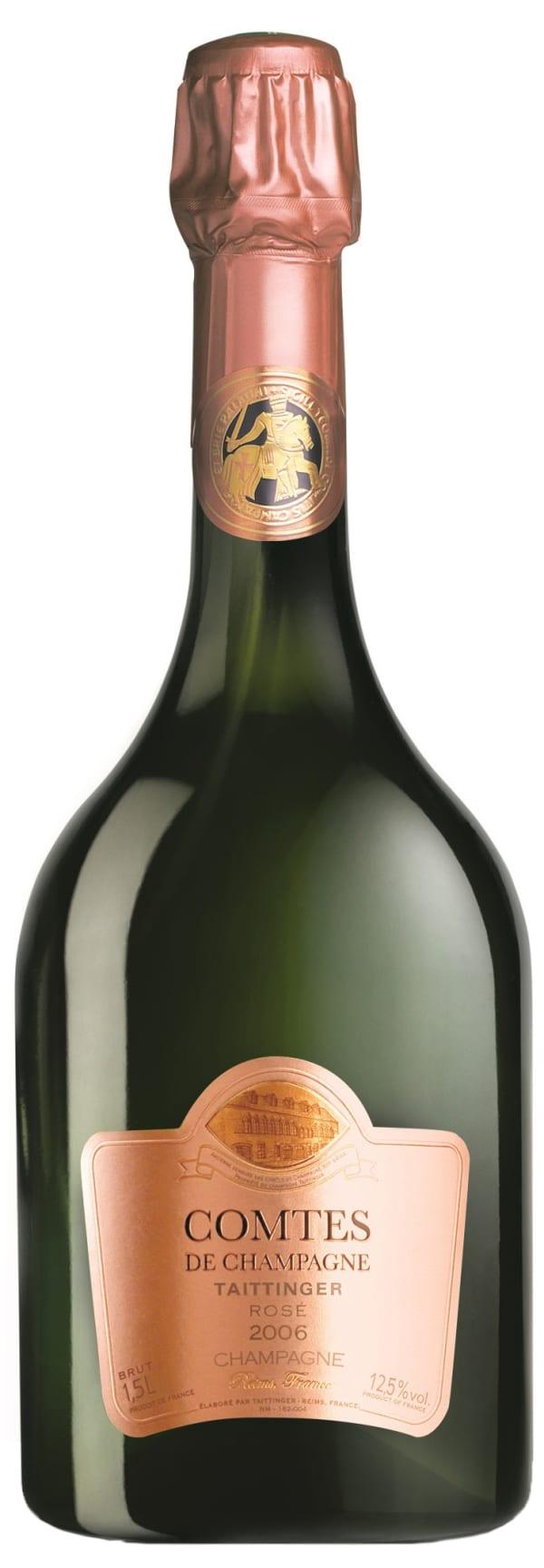 Taittinger Comtes de Champagne Rosé Brut 2006