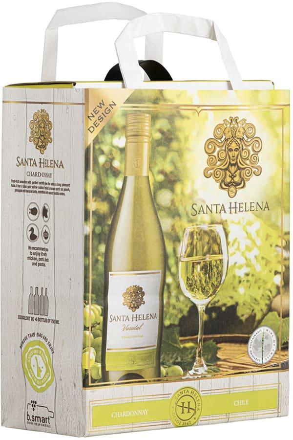 Santa Helena Chardonnay 2017 hanapakkaus