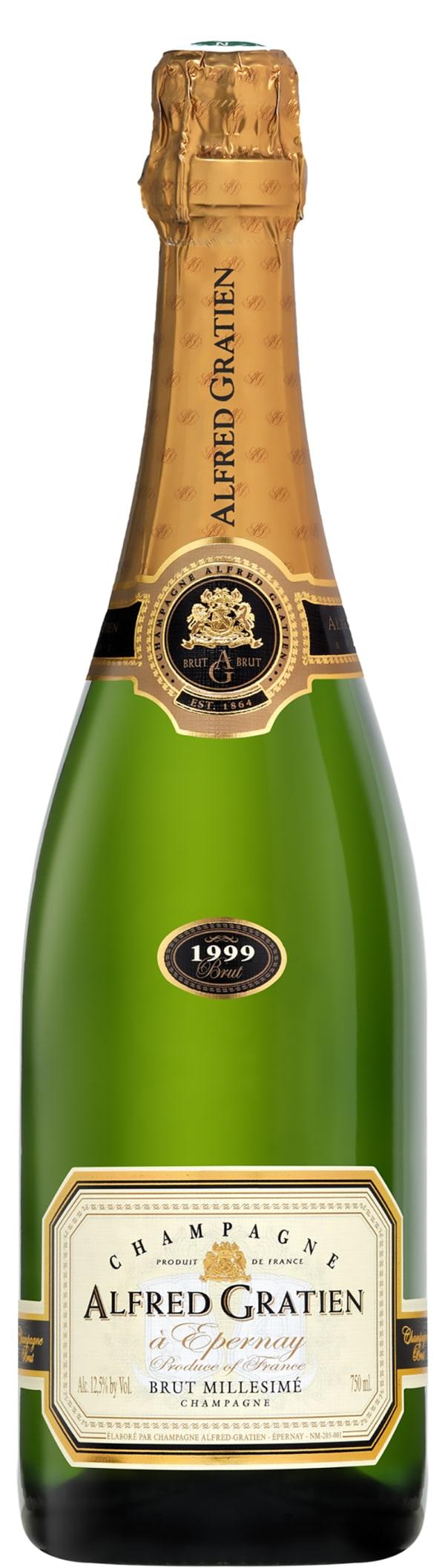 Alfred Gratien Millésime Champagne Brut 1999
