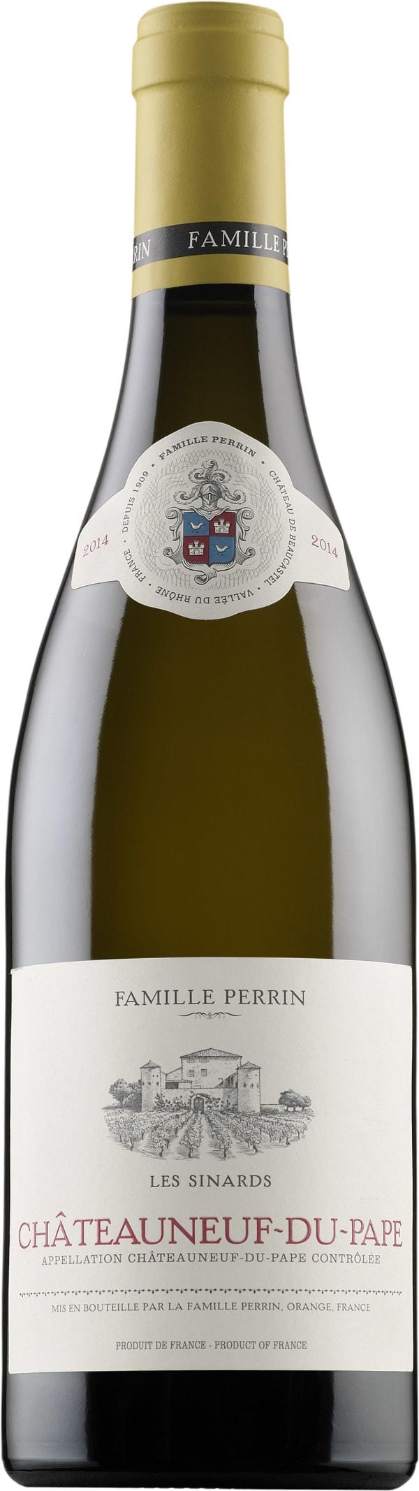 Perrin Châteauneuf-du-Pape Les Sinards 2014