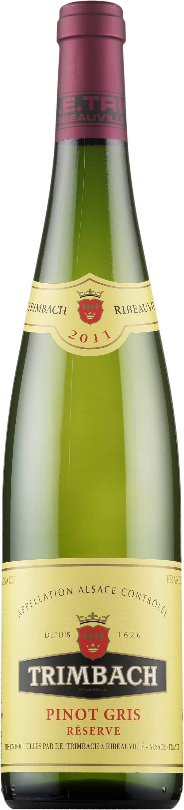 Trimbach Pinot Gris Réserve 2015