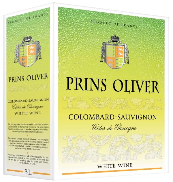 Prins Oliver Colombard Sauvignon  hanapakkaus