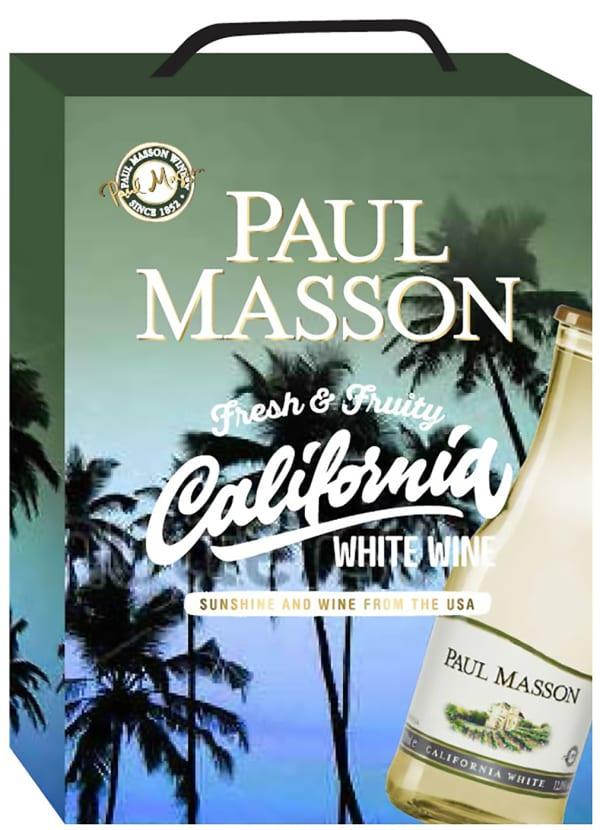 Paul Masson California White  hanapakkaus
