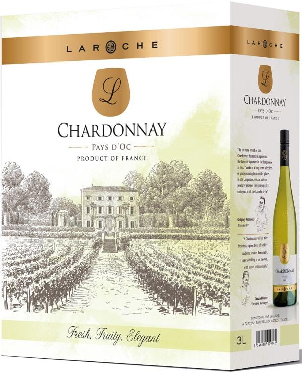 Laroche Chardonnay L 2016 bag-in-box