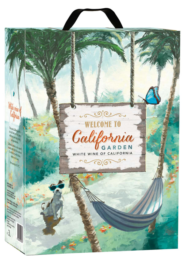 California Garden  bag-in-box