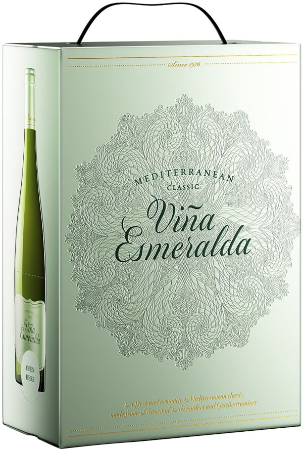 Torres Viña Esmeralda 2016 bag-in-box