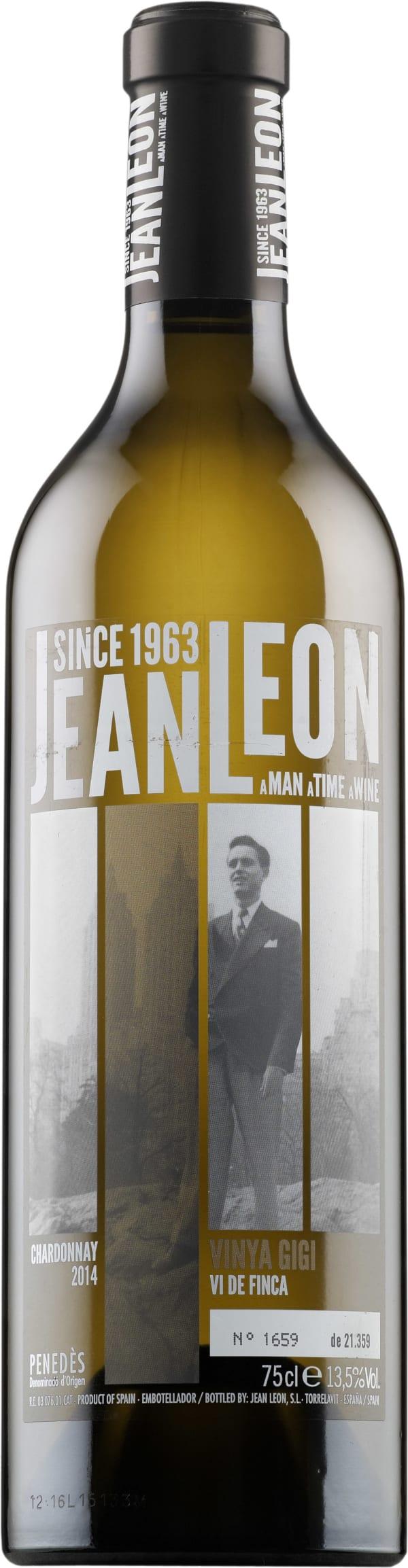 Jean Leon Vinya Gigi Chardonnay 2014