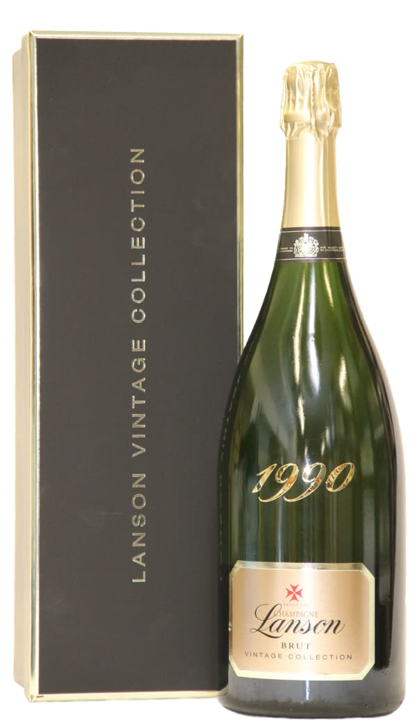 Lanson Vintage Collection Champagne Brut Magnum 1990