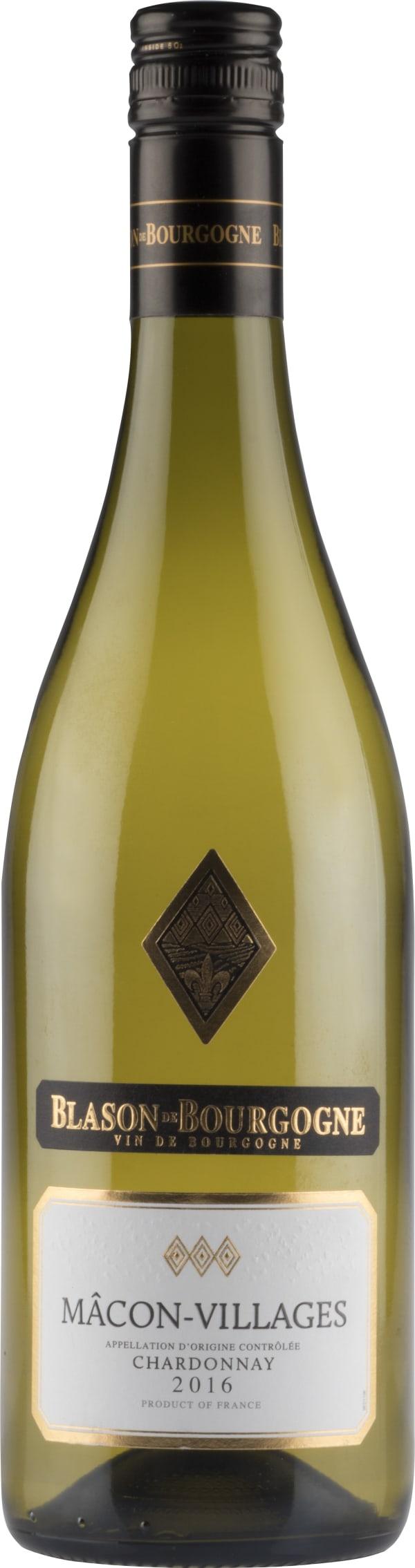 Blason de Bourgogne Chardonnay 2015
