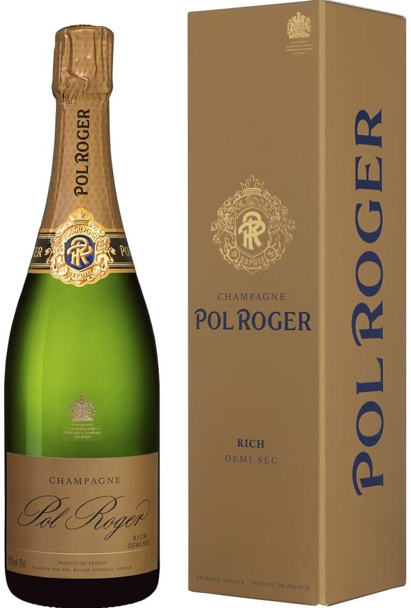 Pol Roger Rich Champagne Demi-Sec