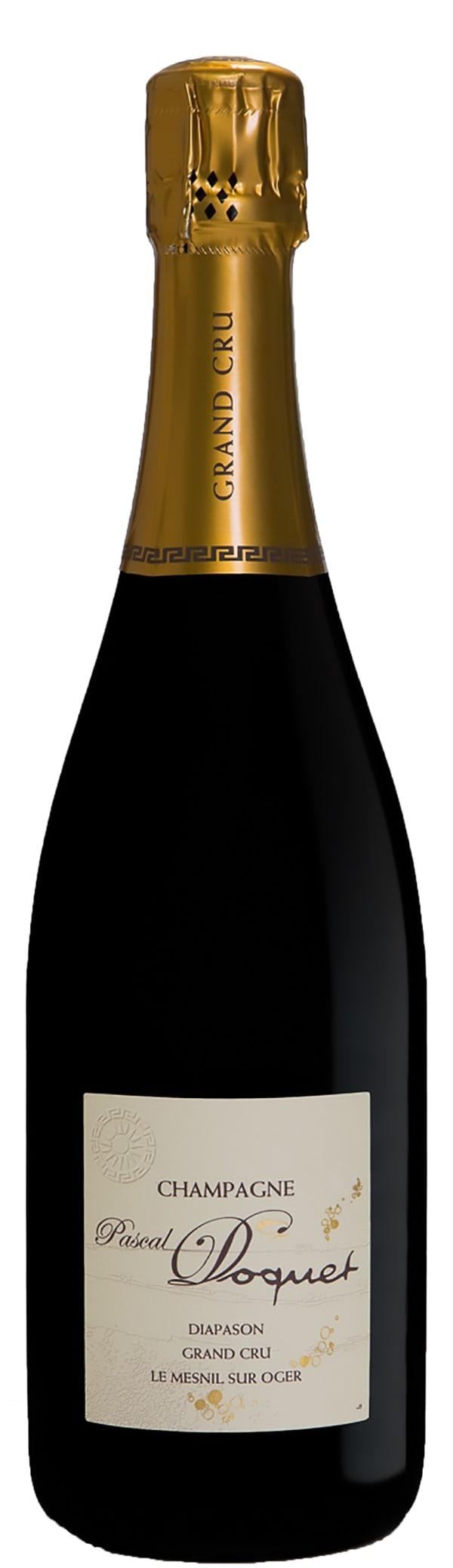 Pascal Doquet Diapason Grand Cru Le Mesnil Sur Oger Champagne Brut