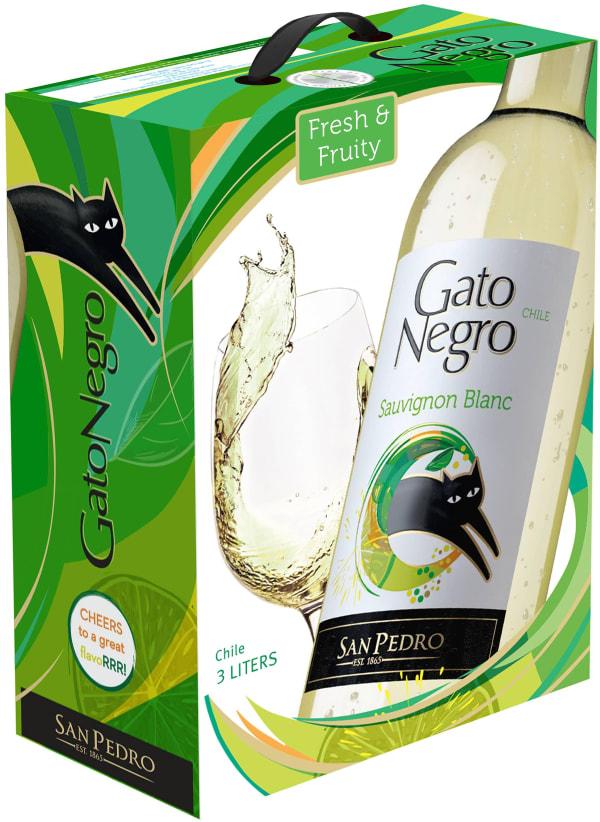 Gato Negro Sauvignon Blanc 2017 hanapakkaus