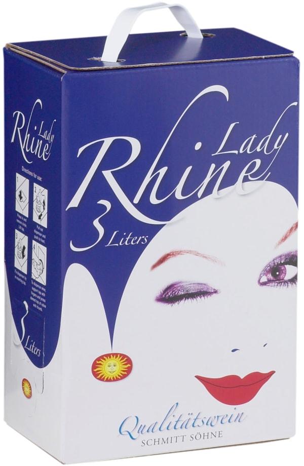 Rhine Lady 2013 lådvin