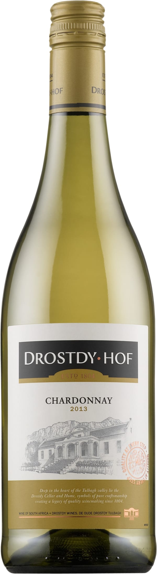 Drostdy-Hof Chardonnay 2015