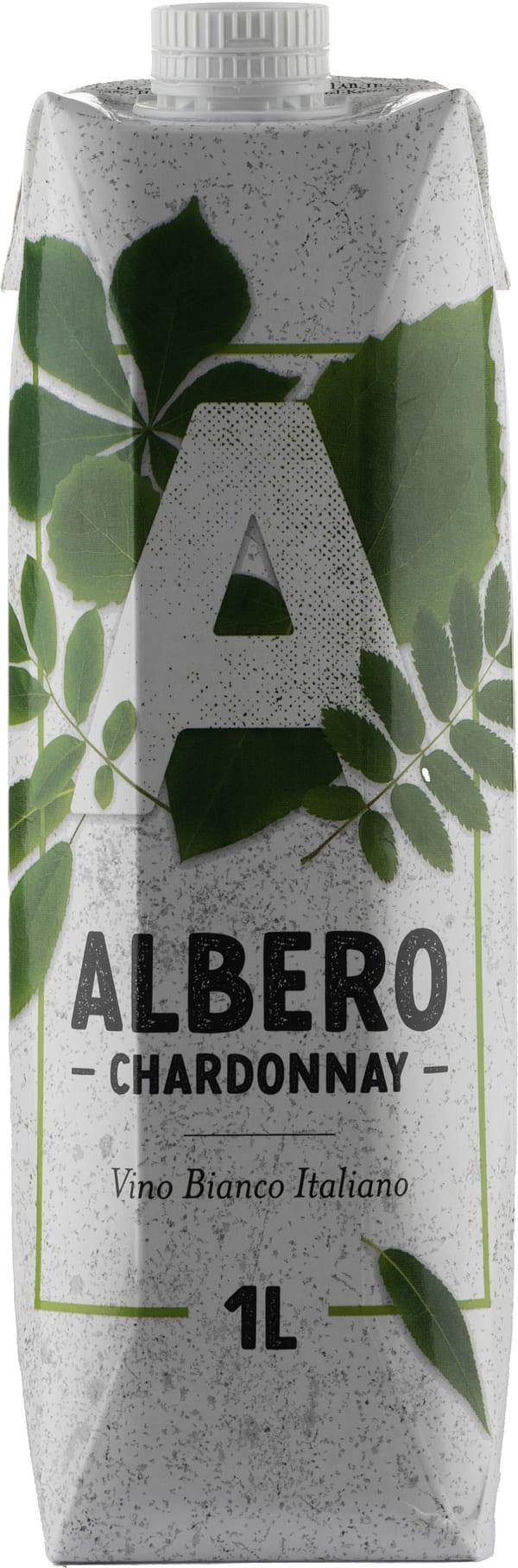 Albero Chardonnay  kartonkitölkki