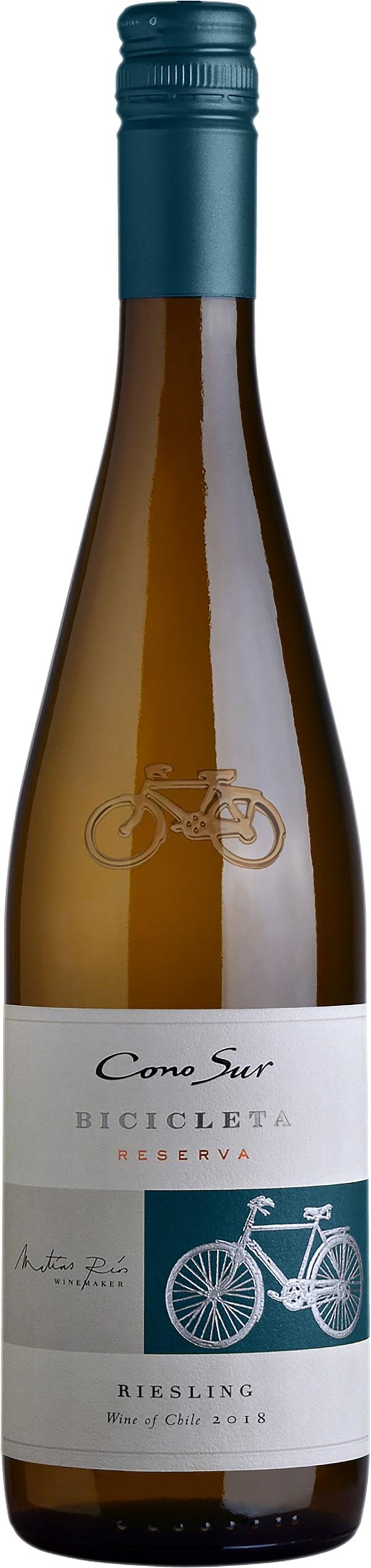 Cono Sur Bicicleta Riesling 2017