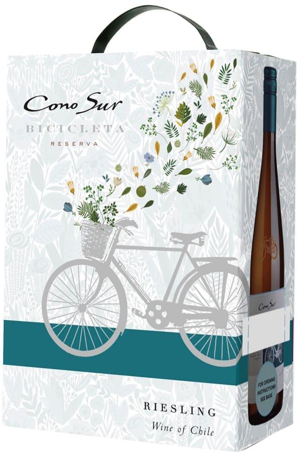 Cono Sur Bicicleta Riesling 2016 bag-in-box