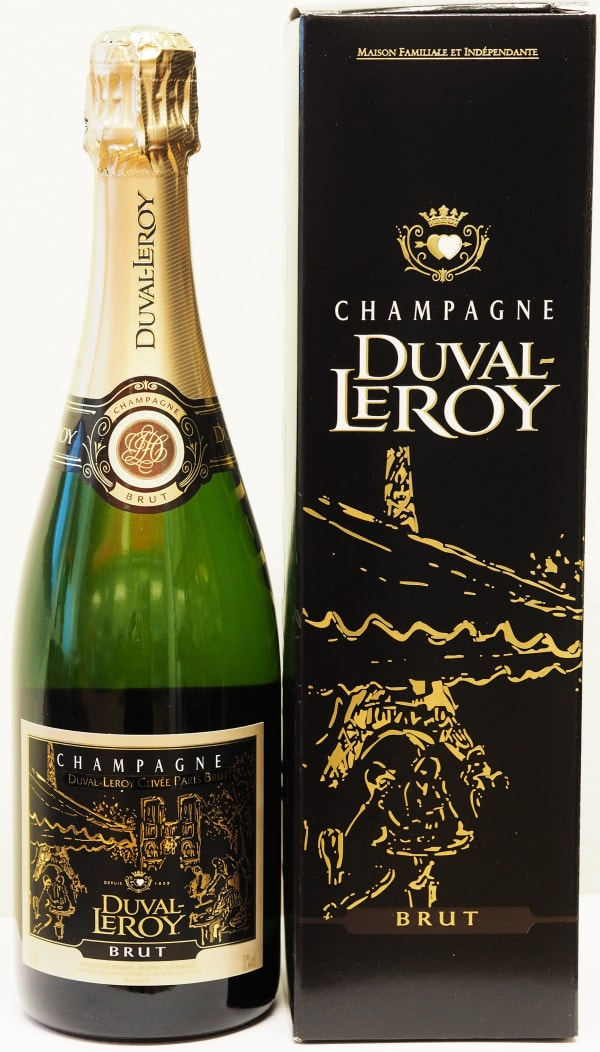 Duval-Leroy Cuvée Paris Champagne Brut