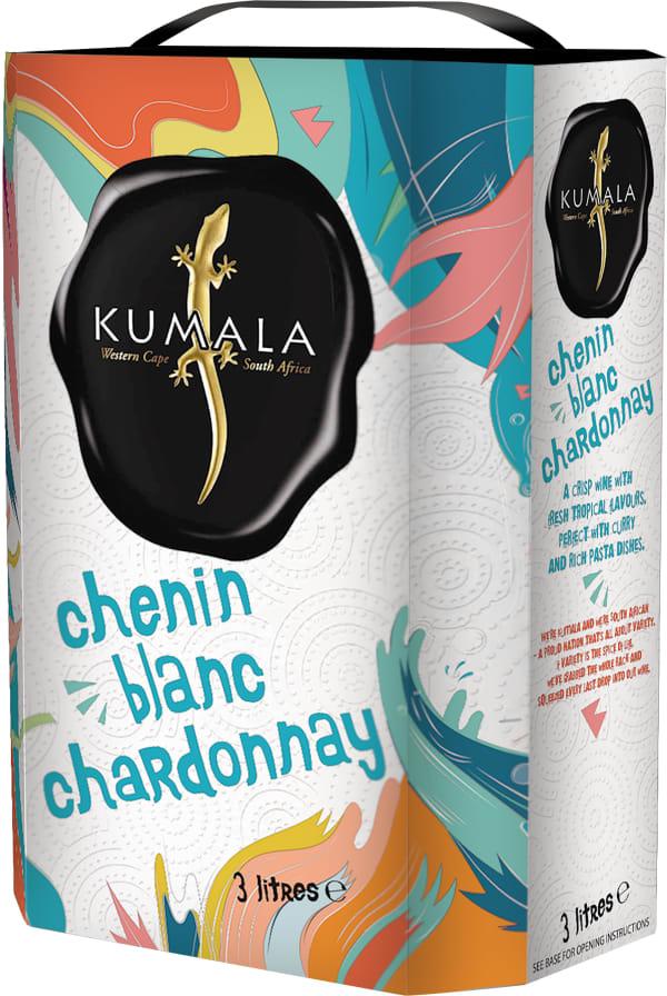 Kumala Chenin Blanc Chardonnay 2017 bag-in-box