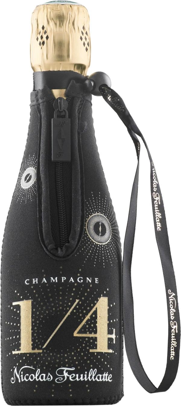 Nicolas Feuillatte 1/4 Champagne Brut