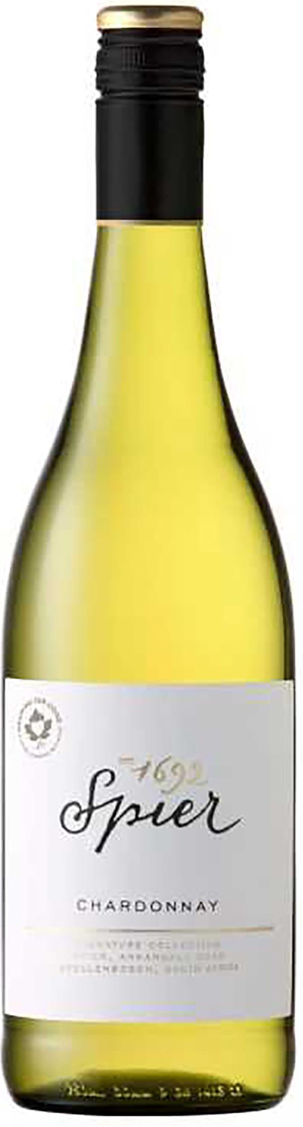 Spier Signature Chardonnay 2016