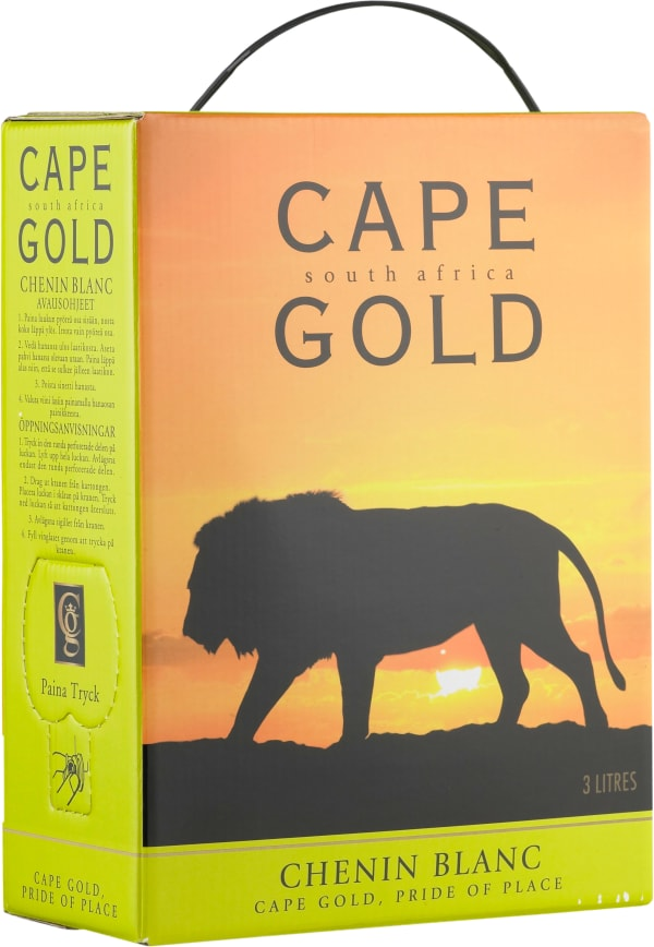 Cape Gold Chenin Blanc bag-in-box