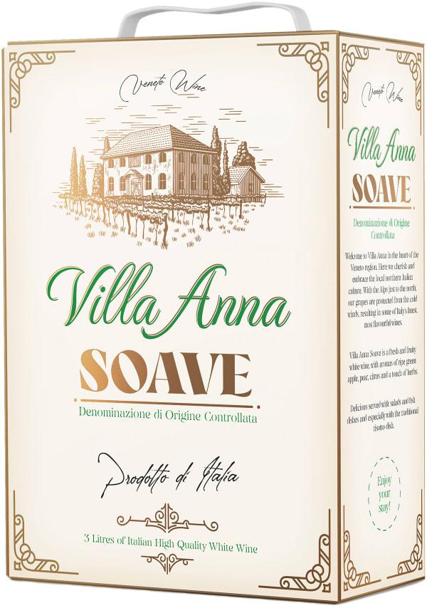 Villa Anna Bianco lådvin