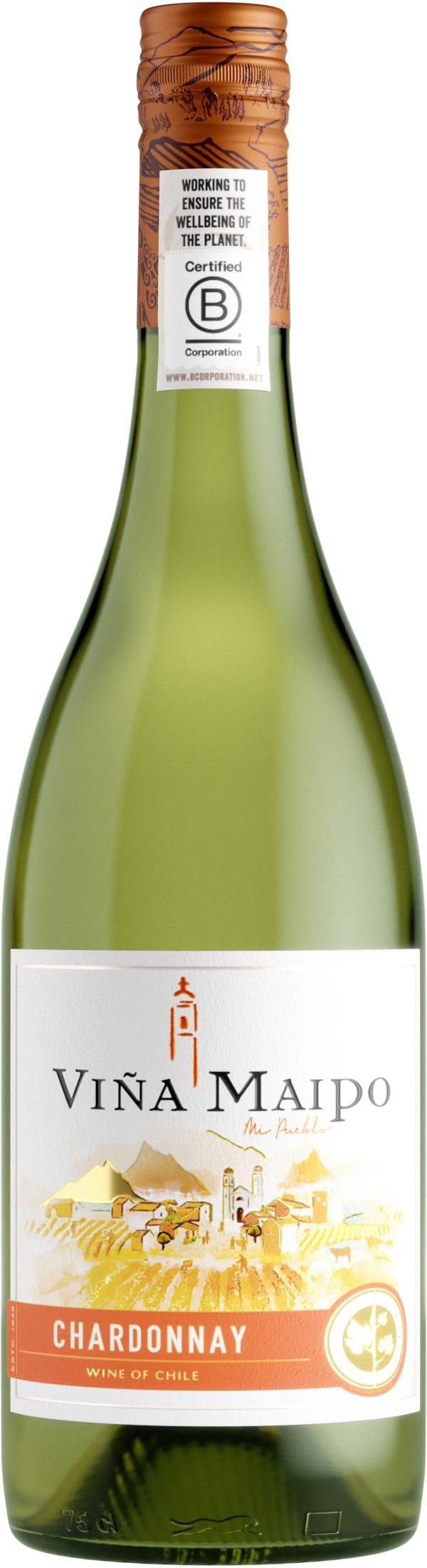 Viña Maipo Chardonnay 2017