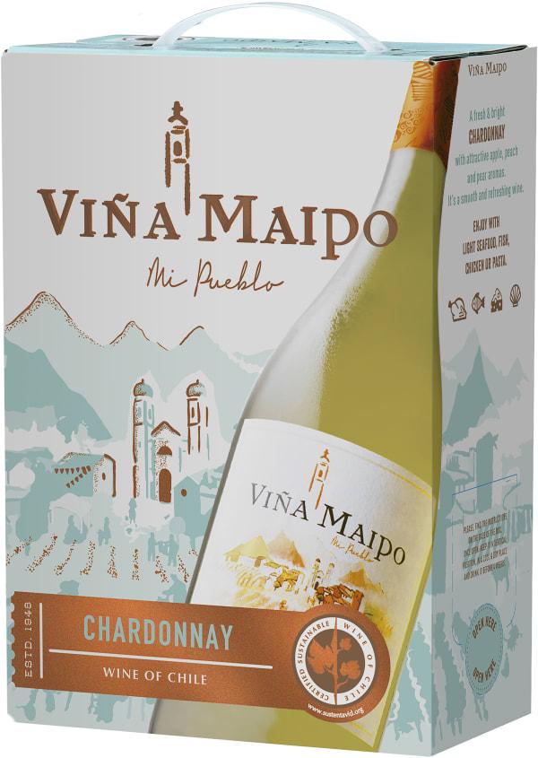 Viña Maipo Chardonnay 2016 lådvin