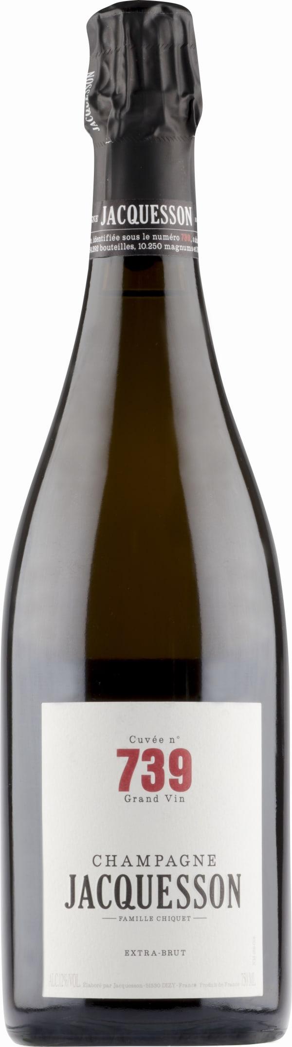 Jacquesson Cuvée 739 Champagne Extra-Brut
