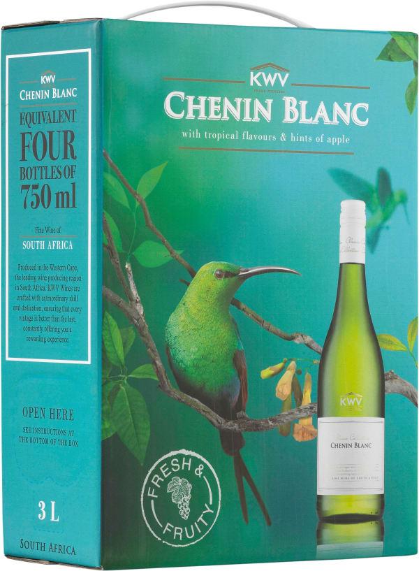KWV Chenin Blanc 2016 lådvin