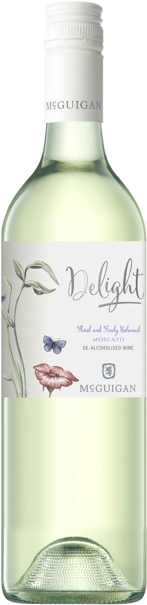 McGuigan Delight Moscato Alcohol free