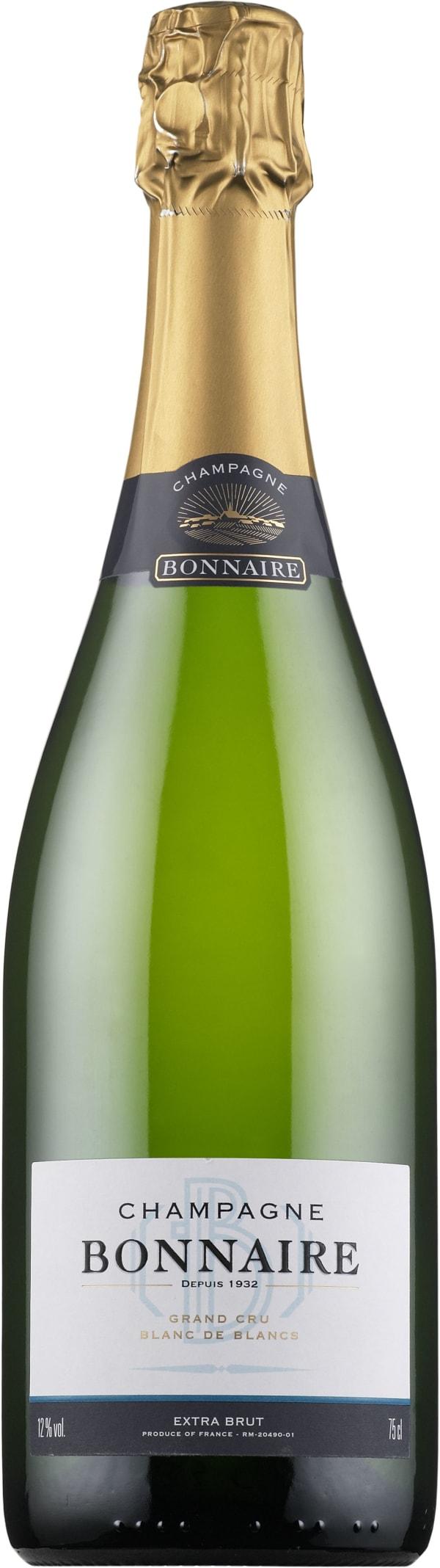 Bonnaire Grand Cru Blanc de Blancs Champagne Extra Brut