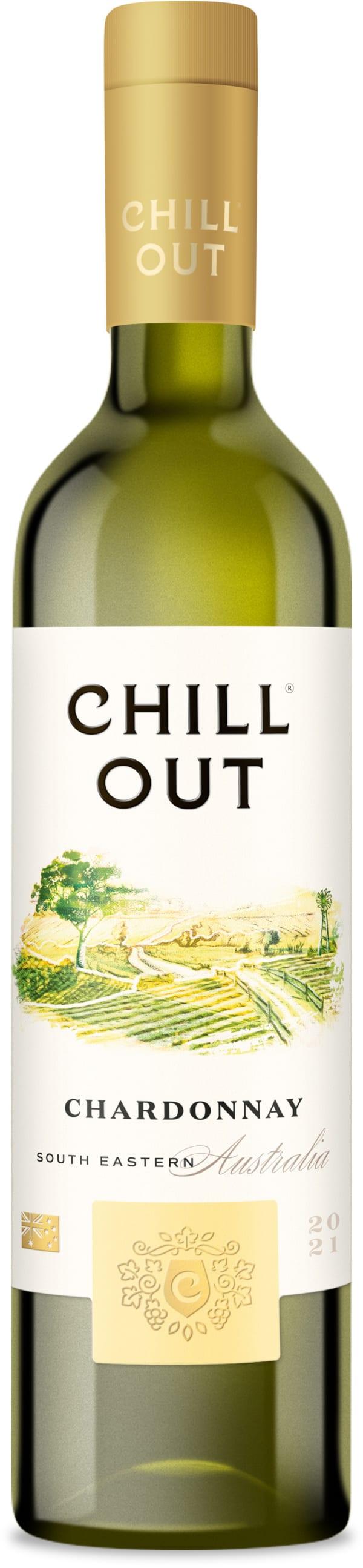 Chill Out Fresh & Fruity Chardonnay 2016 muovipullo