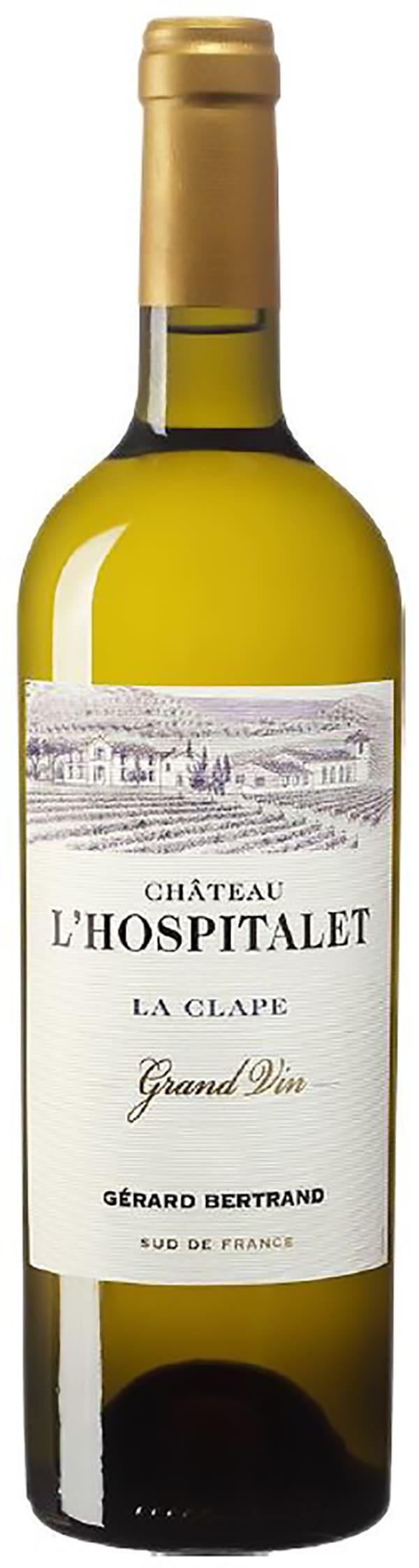 Gerard Bertrand Château Hospitalet Grand Vin La Clape 2014