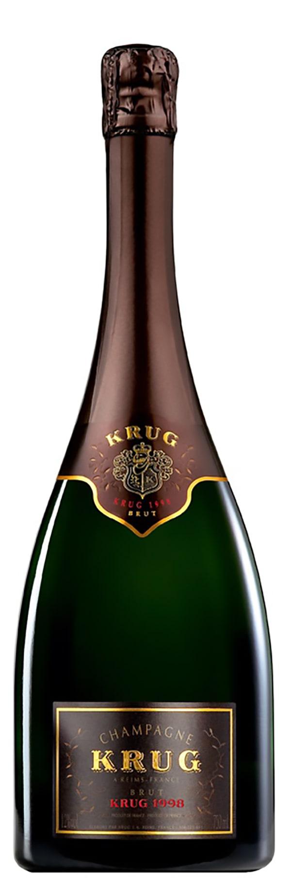 Krug Champagne Brut 1998