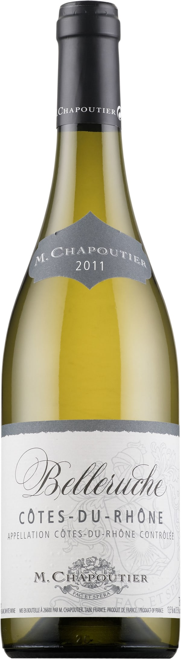 Chapoutier Belleruche Blanc 2016