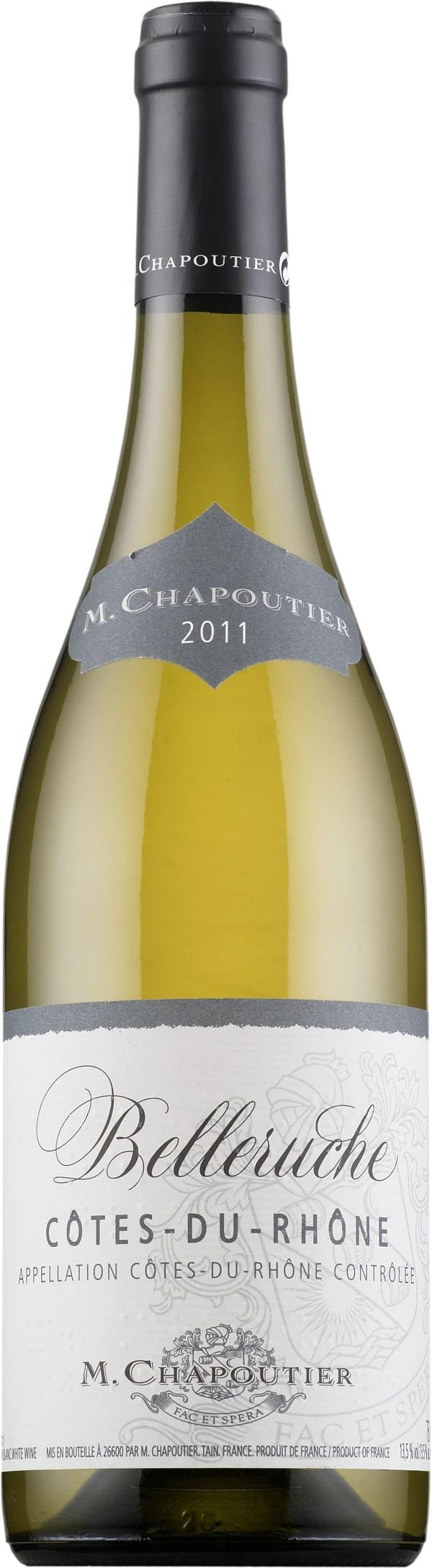 Chapoutier Belleruche Côtes-du-Rhône Blanc 2016