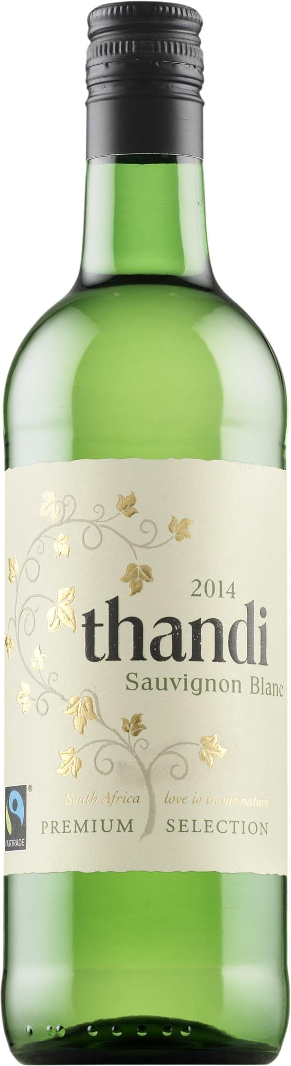 Thandi Sauvignon Blanc 2016