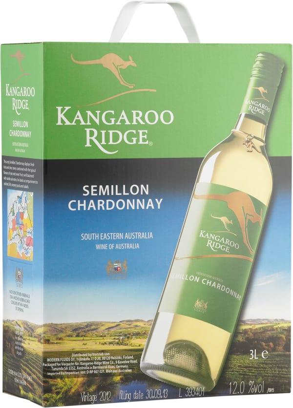 Kangaroo Ridge Semillon Chardonnay 2015 bag-in-box