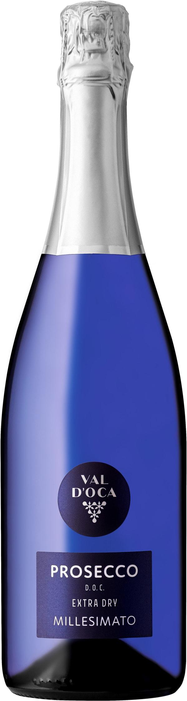 Val d'Oca Millesimato Prosecco Extra Dry 2016