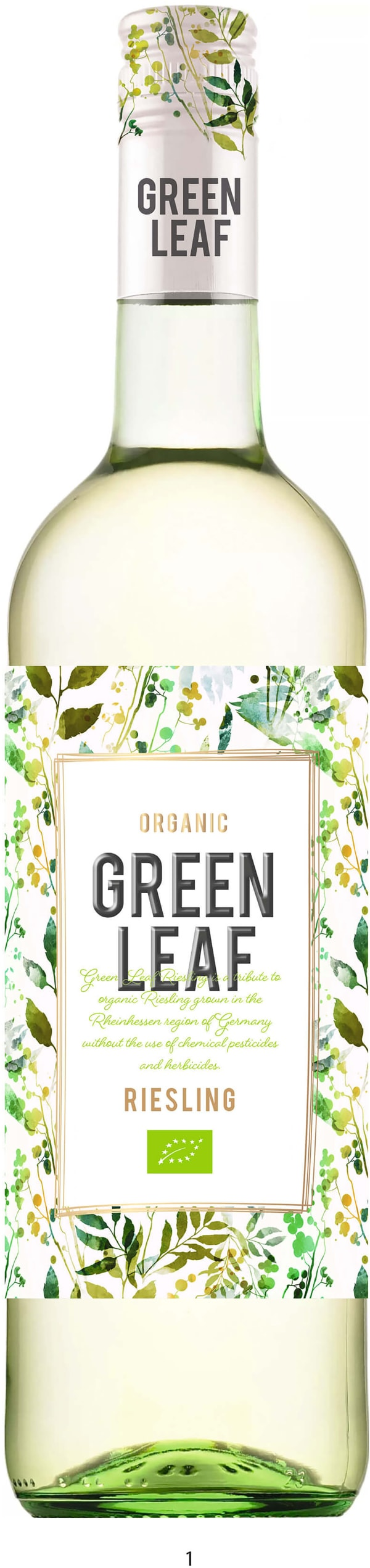 Greenleaf Organic Riesling 2016