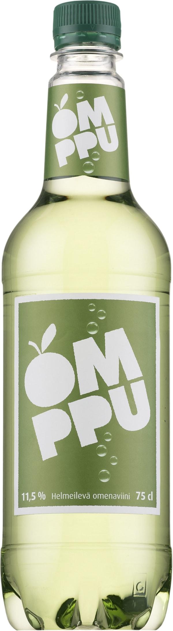 Omppu Helmeilevä Omenaviini  plastic bottle