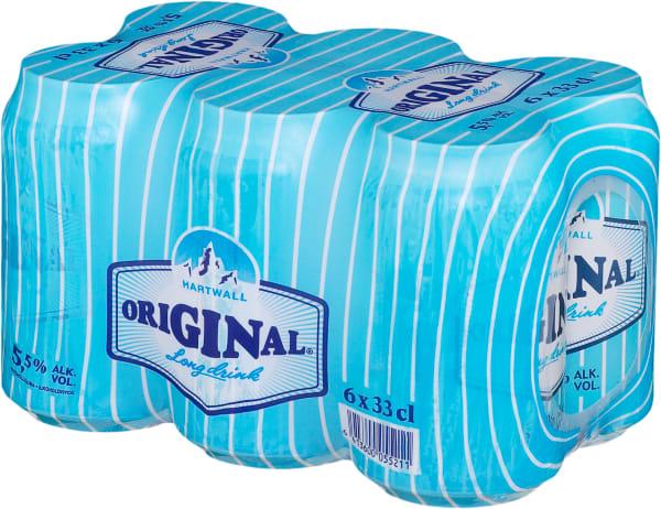 Original Long Drink 6-pack  tölkki