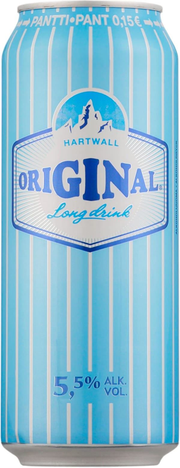 Original Long Drink  tölkki