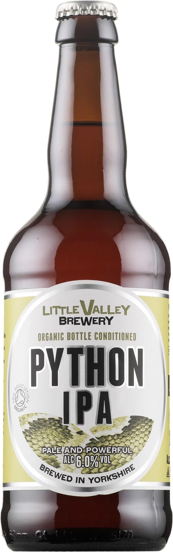 Little Valley Python IPA